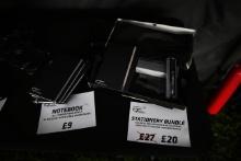 British GT Trade Stand