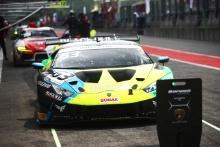 Leo Machitski / Dennis Lind - Barwell Motorsport Lamborghini Huracan GT3 Evo