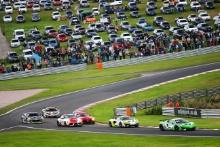 Jack Brown / Ashley Marshall - Balfe Motorsport McLaren 570S GT4