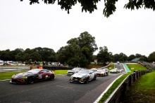 Matt Topham / Darren Turner - Newbridge Motorsport Aston Martin Vantage AMR GT4