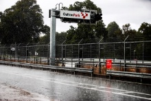 Rain at Oulton Park