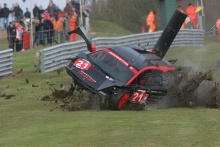 Piers Johnson/Adam Jones - Team Modena Lamborghini Gallardo