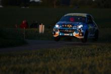 Fred Field / Josh Davison Opel Adam Cup