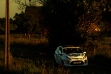 Will Graham / Max Freeman Ford Fiesta R2