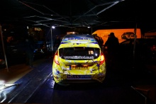 William Hill / Richard Crozier Ford Fiesta R2T