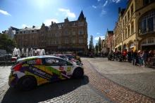 Alex Laffey / Patrick Walsh M-Sport Ford World Rally Team Ford Fiesta R5