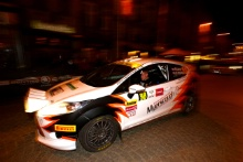 Bartholomew Lang / Sinclair Young Myerscough University Centre Ford Fiesta R2