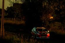 James McDiarmid / Gareth Clarke Harper Adams Motorsport Ford Fiesta R2