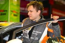 James McDiarmid Harper Adams Motorsport Ford Fiesta R2