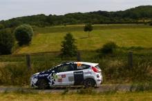 Johnnie Mulholland / Jeff Case Ford Fiesta R2