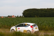 Jordan Reynolds / Peredur Davies Ford Fiesta