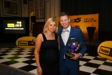 2018 British Rally Championship Awards - Steve Rokland