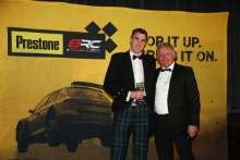 2018 British Rally Championship Awards - Sinclair Young