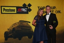 2018 British Rally Championship Awards - Tom Woodburn
