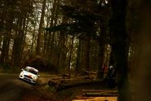 Ruairi Bell / Darren Garrod Ford Fiesta
