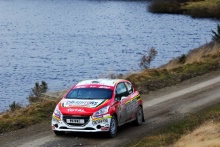 William Creighton / Liam Regan Peugeot 208