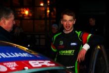 Josh Moffett Ford Fiesta R5