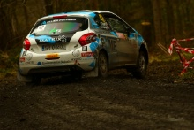 Nabila Tejpar / Max Freeman Peugeot 208 R2