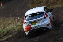 James Williams / Tom Woodburn Ford Fiesta