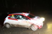 James Wilson / Arthur Kierans Peugeot 208 R2