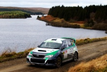 Ian Bainbridge / Daniel May Subaru Impreza