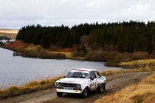 Hugh Hunter / Rob Fagg Ford Escort