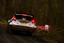 Charles Payne / Carl Williamson Ford Fiesta R5