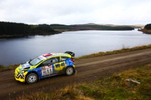 Stephen Petch / Michael Wilkinson Ford Fiesta WRC