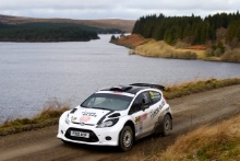Stephen Simpson / Mark Glennerster Ford Fiesta