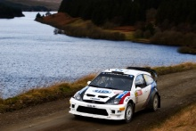 Euan Thorburn / Paul Beaton Ford Focus WRC
