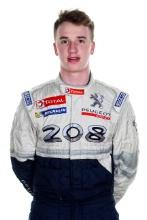 William Creighton Peugeot 208