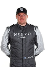 Alex Laffey Ford Fiesta R5