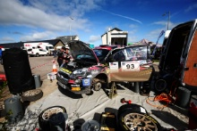 James Wiliams / Tom Woodburn Ford Fiesta R2T