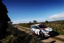 Stephen Wright / Dai Roberts Ford Fiesta R5