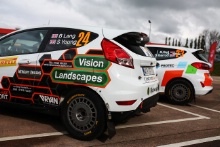 Bart Lang / Sinclair Young Ford Fiesta