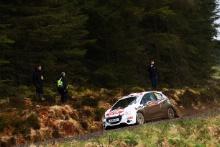 Josh McErlean / Keaton Williams Peugeot 208 R2