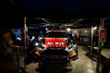 Alex Laffey / Stuart Loudon Ford Fiesta R5