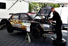 Martin McCormack / Barney Mitchell Skoda Fabia R5