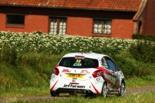 Josh McErlean / Keaton Williams Peugeot 208 R2