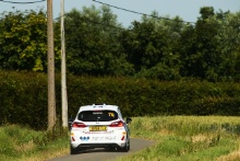 Finlay Retson / Richard Crozier Ford Fiesta R2T
