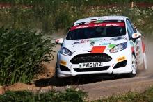 Alex Waterman / Glyn Thomas Ford Fiesta R2T