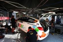 James Wiliams / Tom Woodburn Ford Fiesta R2T
