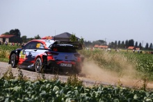 Thierry Neuville / Nicolas Gilsoul Hyundai i20 Coupe WRC