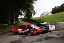 Damian Toner / Michael Coady Ford Escort Mk2