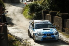 Andy Davies / Michael Gilbey Subaru Impreza N12B