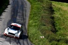 Paul Rowley / Daragh Mullen Ford Fiesta R5