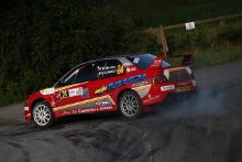 William Mavitty Mitsubishi Evo 9