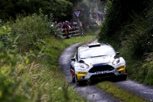Alastair Fisher / Gordon Noble Ford Fiesta