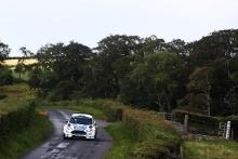 Callum Devine / Brian Hoy Ford Fiesta
