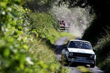 David Armstrong / Ashley Trimble Ford Escort